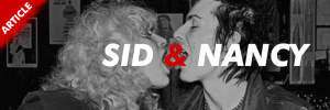 ARTICLE : SID AND NANCY