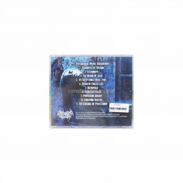 CD VOMITOLOGY BUTCHER 2