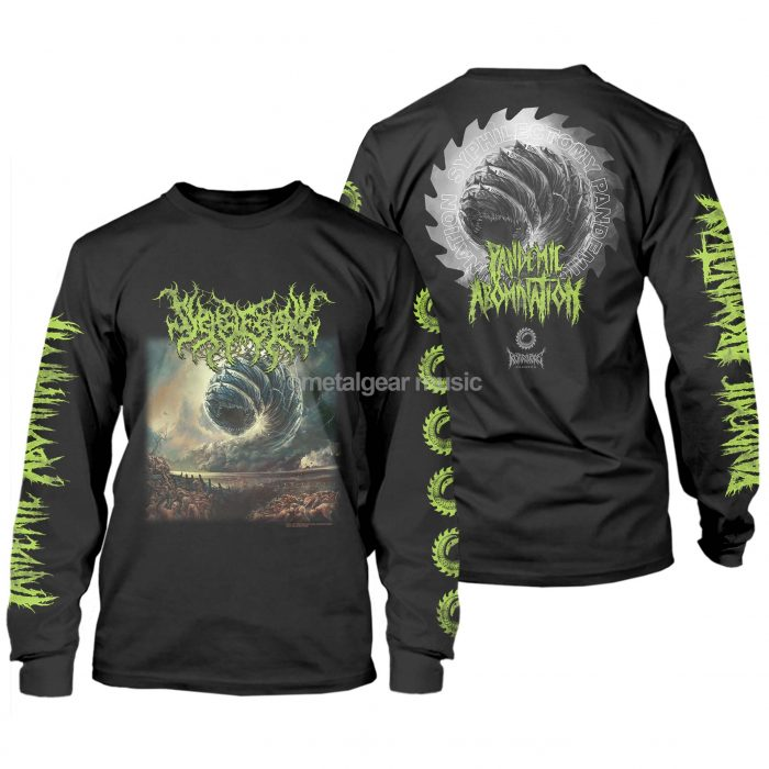 SYPHILECTOMY – PANDEMIC ABOMINATION | LONGSLEEVE
